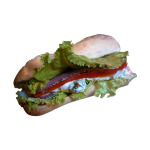 >Dana Jambonlu Sandviç