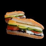 >Peynirli Sandviç